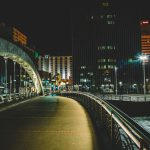 Virginia Bridge Night by Kellie Sasso