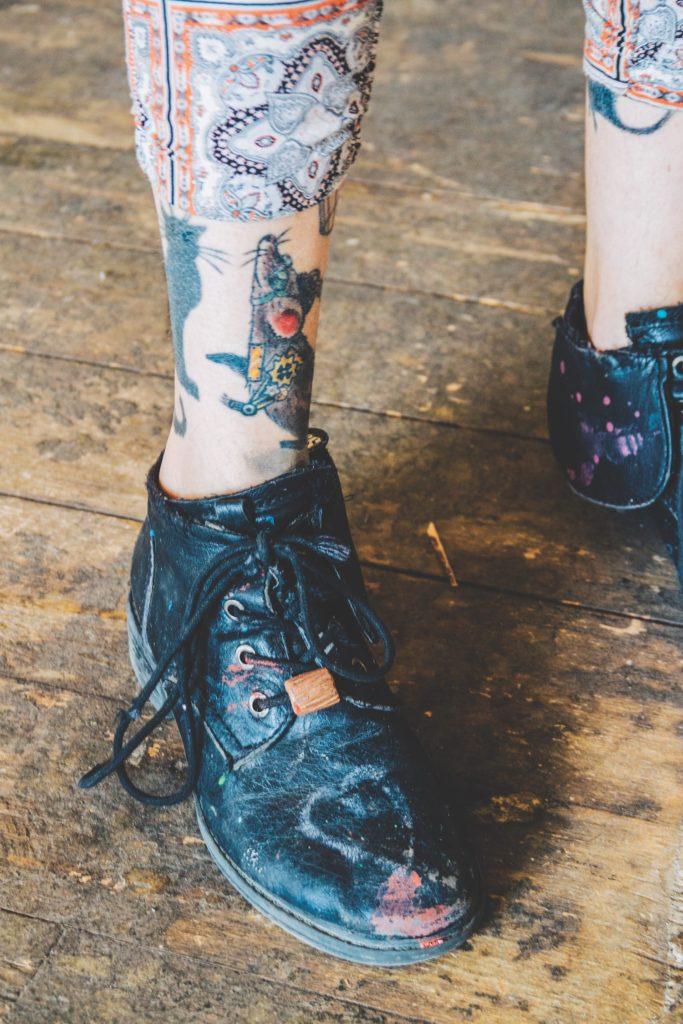 Art Feet