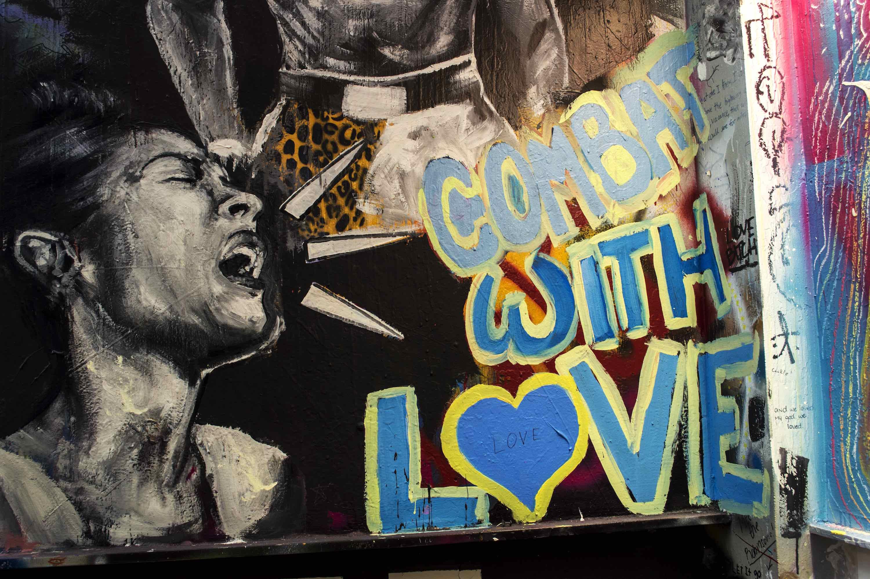 Combat With Love