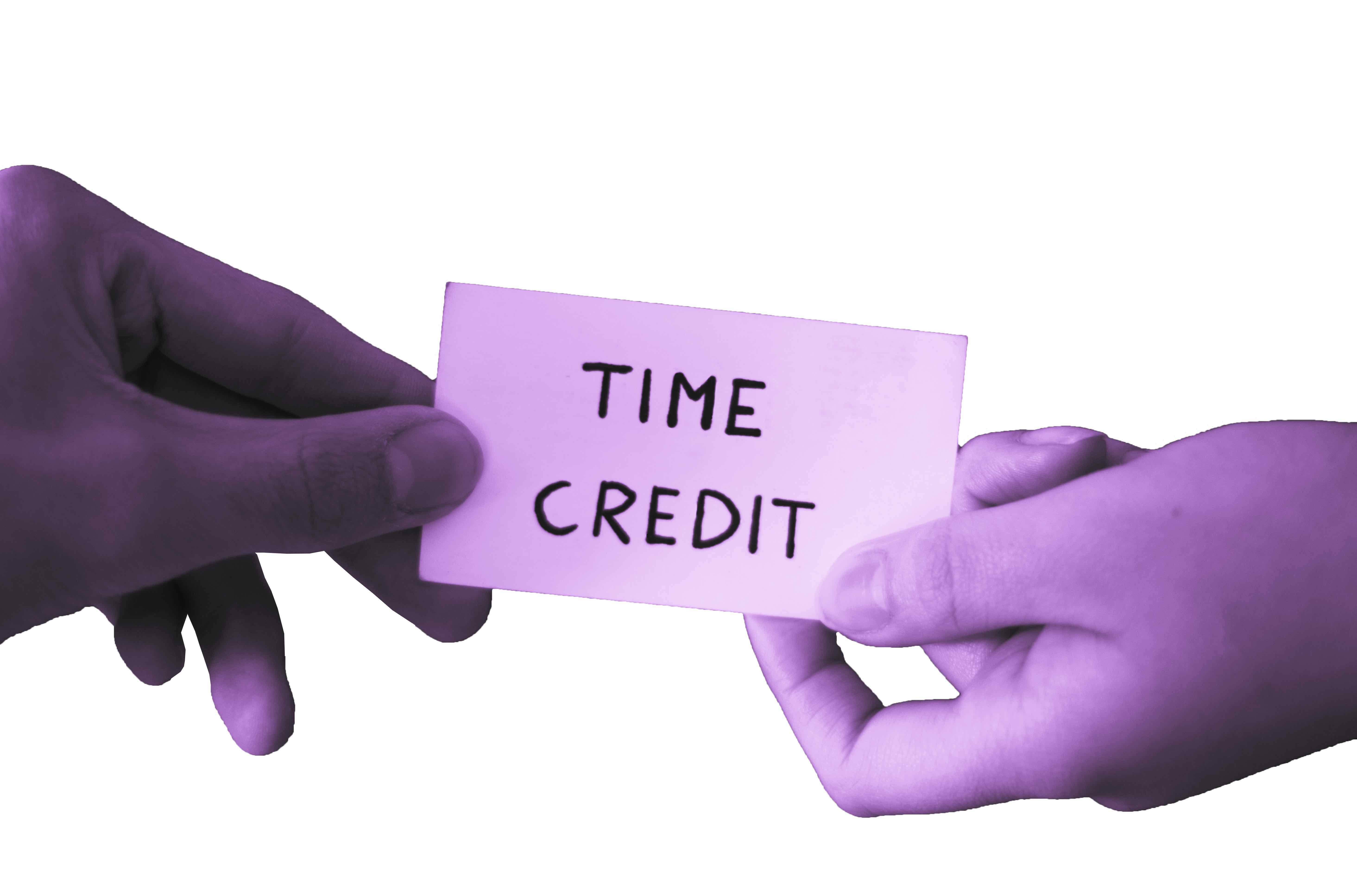 Time Credit
