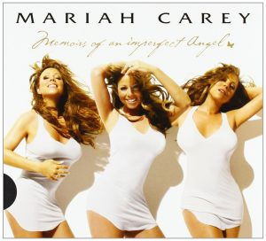 "Cover of Mariah Carey's ""Memoirs of an Imperfect Angel"""